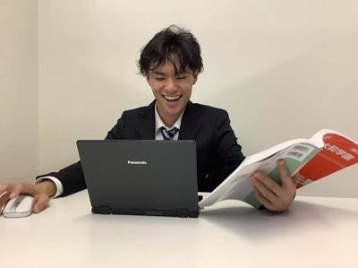 福島慧先生 北海道大学医学部3年生、甲陽学院高校出身
