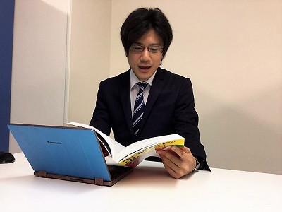 小川 鴻基 先生 北海道大学医学部3年生 札幌北高校出身、東京大学文学部卒業