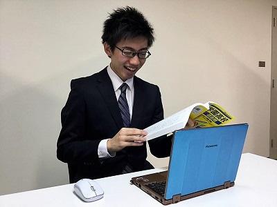 北海道大学医学部 川井直久(かわいなおひさ)先生