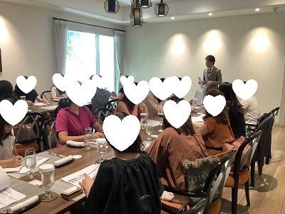 帰国子女枠入試・帰国枠編入試験について解説するランチ会@ジャカルタ・インドネシアを美卯で行いました。