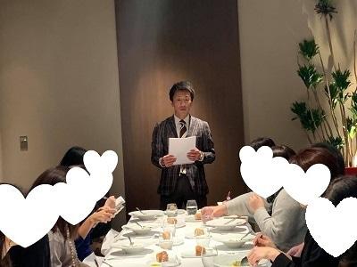 帰国子女枠入試・帰国枠編入試験について解説する勉強会・ランチ会@丸の内その3をアルカナ東京で行いました。